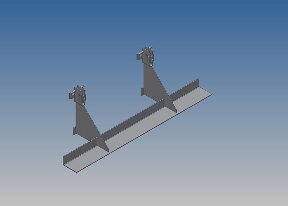 Mauerwerkskonsole - Ankerbau - Lungmetall